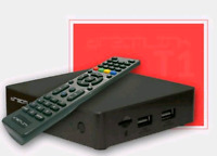 Iptv boxes with service plan
