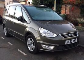 Ford Galaxy 7 seater diesel automatic in good condition with FSH