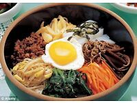 Part time or full time waiters/waitresses wanted for Korean restaurant in central london