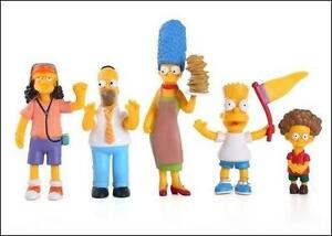SIMPSONS SET OF 14 FIGURES COLLECTION West Island Greater Montréal image 2