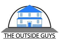 Roofing, Fencing, Decking, Rendering, Guttering, Soffits, Fascias, Gardening, Flat Roofs & Leadwork