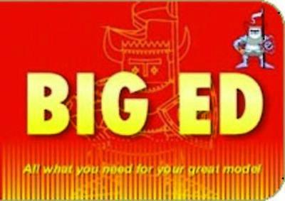 Eduard Accessories Big3527 - 1:35 Tiger I Mid. Production Big Ed Für Tamiya Baus