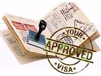 Only Pay Application Fees & Solicitor charges Before Visa. WORK PERMITS - UK, USA, CANADA AUSTRALIA