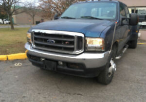 2002 F350 Dually strong working Truck