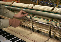 The montreal Piano Tuner   Accordage du Piano since depuis 1978