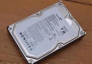 1TB 3.5 Seagate SATA 7200 rpm Hard Drive (New) only $50.00