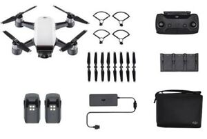 DJI Spark Fly More Combo - Meadow Green / Sky Blue