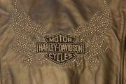 Womens Harley Davidson Jackets Large