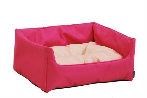 Hundebett pink betten ebay for Beddog lupi