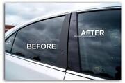 Honda Civic Window Trim