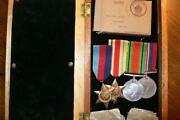 WW2 Medal Group