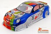 1/10 Porsche Body