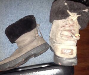 ladies genuine UGG boots for sale London Ontario image 1