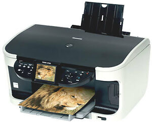 Canon Pixma MP 500 Printer with 2 Full Sets of Ink Cartridges