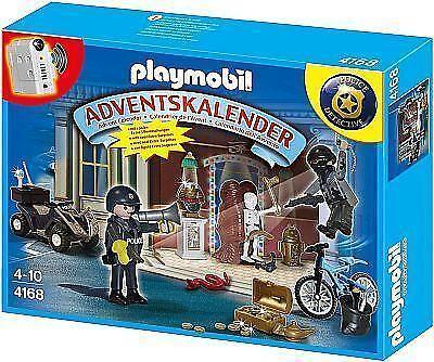 playmobil adventskalender polizei ebay. Black Bedroom Furniture Sets. Home Design Ideas