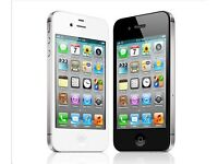 IPHONE 4S (16 GB),GRADE A ,LIKE AS NEW