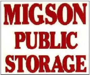 FREE STORAGE FIRST MONTH!!---SELECT SIZES--CALL FOR DETAILS