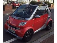 smart brabus low mileage