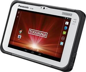 "Panasonic Toughpad FZ-B2 FULLY RUGGED 7"" INTEL®-BASED ANDROID Tablet field MIL-810 and IP65"