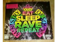 MINISTRY OF SOUND: EAT SLEEP RAVE REPEAT