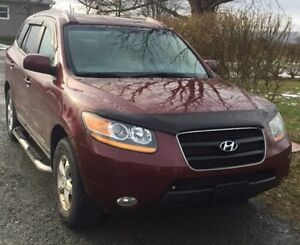 2009 Hyundai Santa Fe SUV - available in March