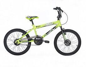 Boys Brand New Bike (12 inch freestyle BMX Frame) - still in box, unwanted gift