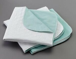 NEW Heavy Duty Reusable Medical Incontinence Washable Underpads