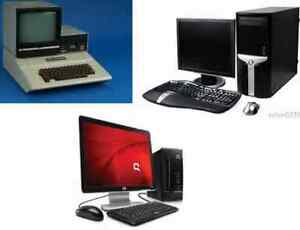 Looking for broken or unwanted computers at no cost.