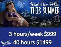 Summer Tutoring Packages