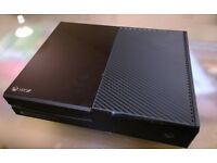 xbox one - boxed complete BLACK 500GB with controller