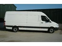 lwb Large Van with Man /house flat removal service cheap rates