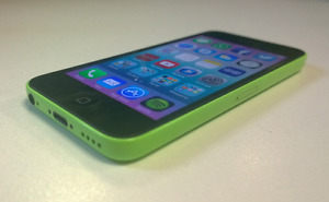 Iphone 5c 16gb 9/10