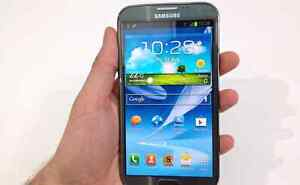 Unlocked Samsung Galaxy note 2 for sale