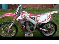 Cr250 £1400 or SWAP FOR TRIALS BIKE