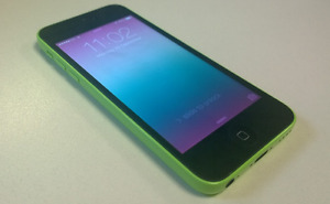 Mint Condition iPhone 5C  Bell