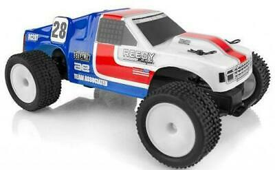 TEAM ASSOCIATED-RC28T MICRO STADIUM TRUCK RTR,1/28 SCALE,2WD,ESC-SERVO ASC20151