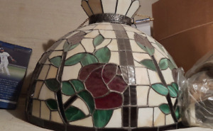 Tiffany - style fixture to colour your world