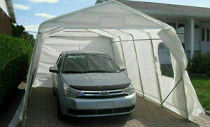 À vendre Abri Auto Simple 11 pieds- 11' Car Shelter FOR SALE