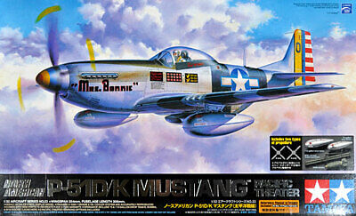 """""""North American P-51D/K  Mustang"""" 1/32 Tamiya  60323 for sale  Shipping to Canada"""