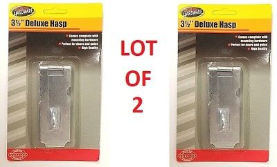 (LOT of 2 Deluxe 3.5