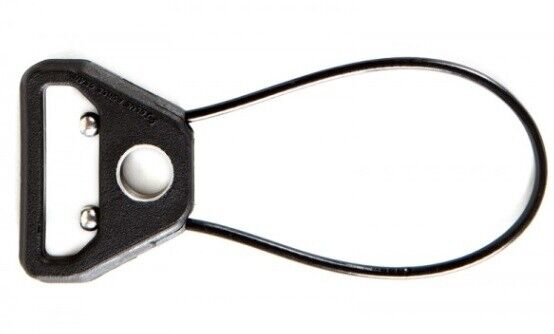 Blue Force Gear UWL-PB-P-275-BK Molded Universal Wire Loop - Black