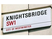 Full Time Live Out Tutor/Nanny for a Family in Knightsbridge