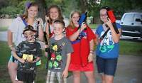 Mobile Laser Tag - Best New Birthday Party Idea Ever!