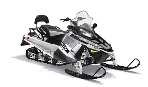 New Non-Current 2016 Polaris 550 Indy LXT