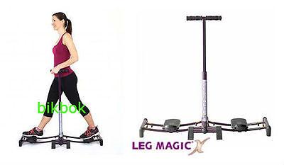 Leg Magic X Leg Exerciser Slimming and Exercising Legs, Thighs & Bums