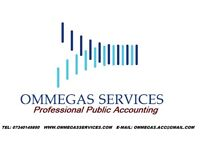 ACCOUNTANCY & BOOKKEEPING SERVICES FROM £ 50
