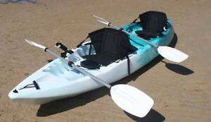 Australis Lynxx Sit-On Kayak Findon Charles Sturt Area Preview