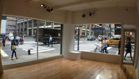 Retail Space / Studio / Office Space - For Rent