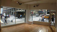 Retail space / Office Space / Studio for Lease - Downtown