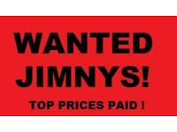 Suzuki Jimny Specialists